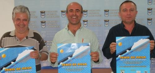 Almuñécar sede del Top 40, 50 y Tercera Division del Tenis de Mesa Andaluz