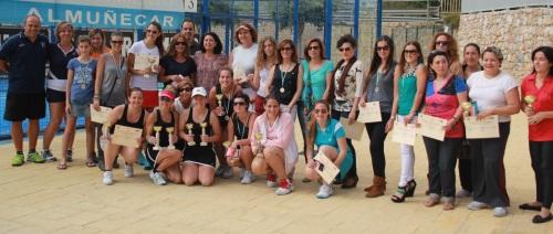 """Éxito de participación en el """"Día Internacional de la Salud de la  Mujer"""""""