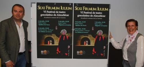 El Brujo cerrará el IV Festival de Teatro grecolatino de Almuñécar