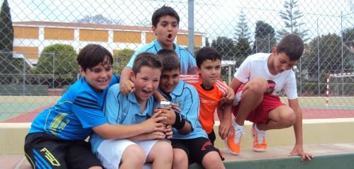 El equipo benjamín del Club de Tenis Costa Tropical de Almuñécar se proclama subcampeón de Andalucía