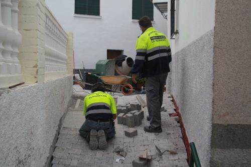 Eliminando barreras arquitectónicas del casco antiguo herradureño 2