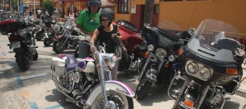 Encuentro autonómico de clubes oficiales de Harley – Davidson