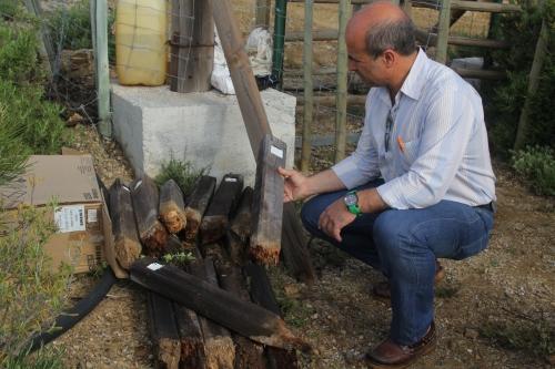 """Mejoras en el """"Parque 11 de Marzo"""" de Peña Escrita"""