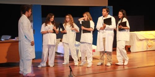 Hoy ha comenzado el Certámen de Teatro José Martín Recuerda