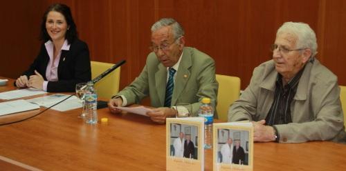 """José Luis Martí y Rafael Manzano presentaron el libro """"Prevención Primaria Coronaria"""""""