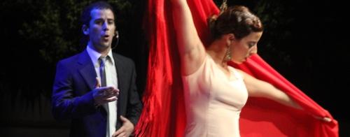 La Herradura acoge el espectáculo flamenco Donde nacen Los Tempranos