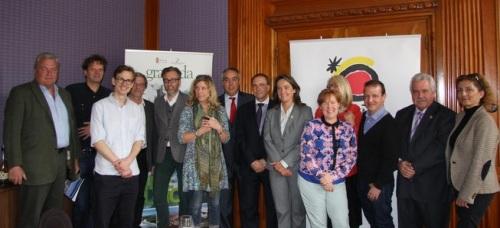 La provincia de Granada se promociona en Escandinavia