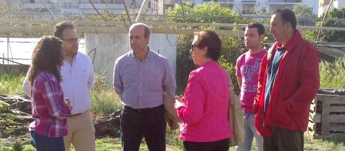 Los alumnos del Colegio Las Gaviotas de La Herradura participan en un huerto escolar ecologico 2