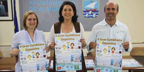 Los pequeños de Almuñécar tienen una cita el sábado en la II Gran Gymkhana Deportiva