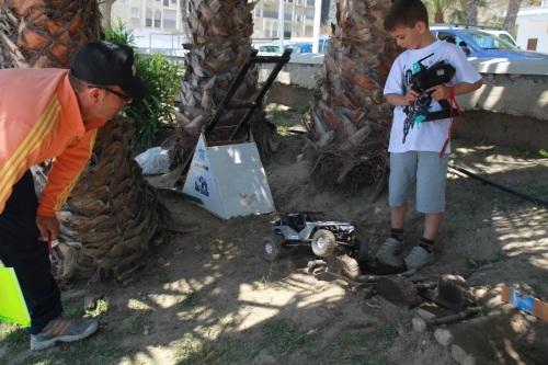 Prueba del Campeonato de Andalucía de Crawler - coches por radiocontrol 2