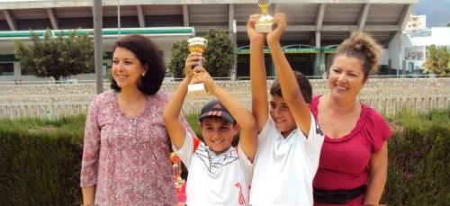 Torneo de las Escuelas de Tenis de Almuñécar y Salobreña