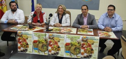 La feria gastronómica de Almuñécar es un buen referente promocional para el municipio