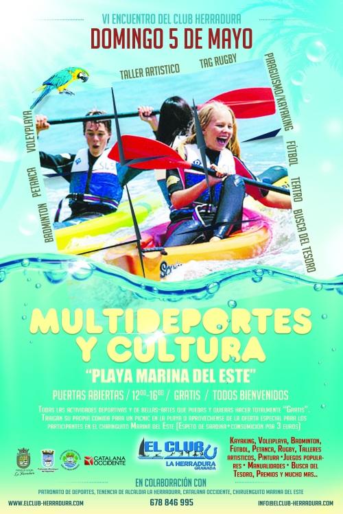 VI Encuentro Multideportes y Cultura