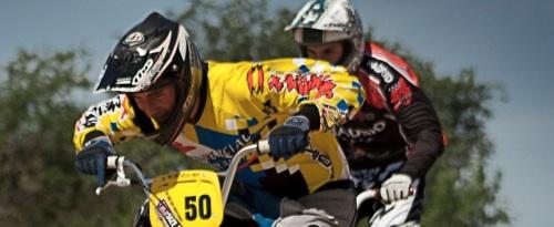 Carlos Rodriguez, Hugo Peñalver y Julio Escañuela, campeones de la Copa de España 2013 de BMX