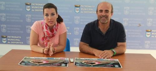 Almuñécar acoge este sábado un encuentro de escuelas de gimnasia rítmica de Motril, Vélez Málaga, Cártama y la propia localidad sexitana