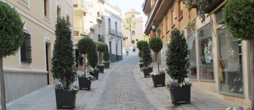 Almuñécar inaugura este jueves la calle Jesús Nazareno