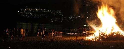 Almuñécar y La Herradura vivieron una de las mejores fiestas de San Juan de los últimos años