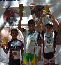 Carlos Rodríguez Cano se proclama Campeón de Andalucía Alevín