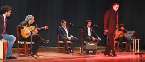 """El bailaor Antonio Canales puso el broche final al I Ciclo Flamenco """"Ciudad de Almuñécar"""""""