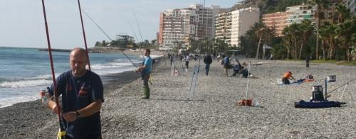Este fin de semana se celebra el IV Maratón de Pesca Ciudad de Almuñécar