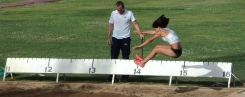 La atleta sexitana Aldana Zahzú Lucero convocada por la Selección Andaluza