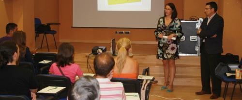 La concejal de Empleo inaugura unas jornadas sobre emprendimiento