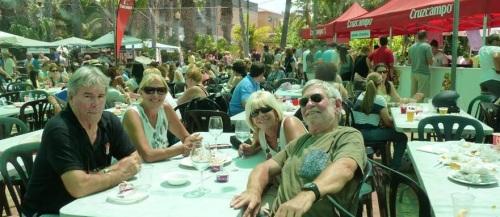 La Feria Gastronómica, un éxito de público y participación
