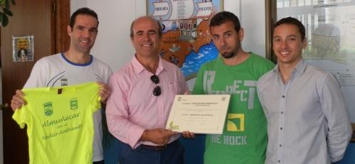 El CEIP Virgen de la Antigua premiado por el Área de Medio Ambiente