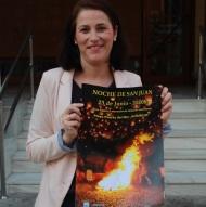 María del Mar Medina presenta el cartel de San Juan 2013