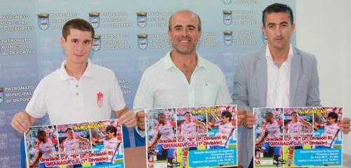 Almuñécar escenario de un partido histórico entre el Granada y el Granada B