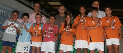Clausura de las Escuelas Deportivas Municipales de Almuñécar