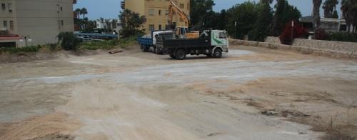 El Ayuntamiento habilita aparcamientos en la zona del P 4 y Puerta de Vélez