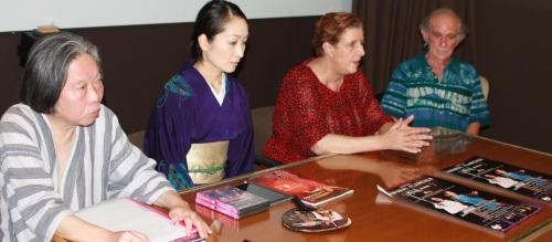 El Majuelo unirá el flamenco y la cultura samurái de la mano de Iván Vargas