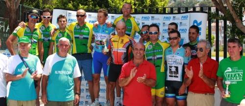 El motrileño Juan José Arquero Matillas gana por tercer año consecutivo la carrera Almuñécar Costa 1200