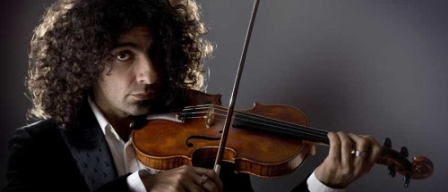 Entrevista al violinista libanés Ara Malikian