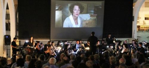 La BMM de Almuñécar sonó de película en La Herradura