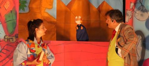 La compañía Baran Puppet abrirá este jueves el XV Festival de Títeres de La Herradura