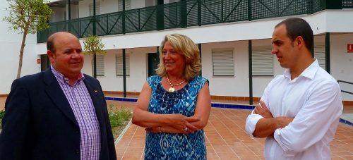 La Diputación Provincial invierte 9 millones de euros en vivienda en la Costa Tropical