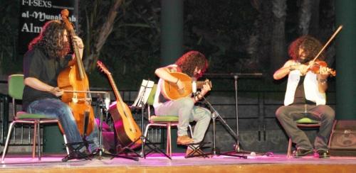 Malikian transmite la magia de la música en una noche de verano inolvidable
