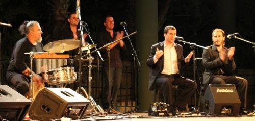 Pinilla y Escudero ofrecieron un bonito recital flamenco en Almuñécar
