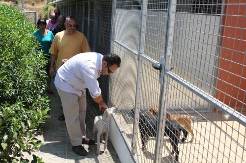 Conociendo la residencia canina y felina situada en el pago Cantalobos