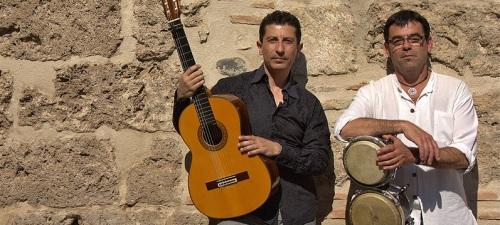 Víctor Olmedo y Corralito se presentan en Almuñécar
