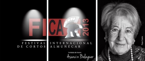 Entrevista a Asunción Balaguer, galardonada con el Premio FICA 2013