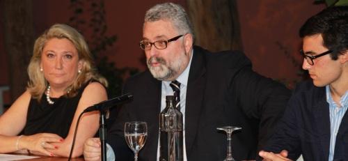 García Calderón ofrece en Almuñécar una conferencia sobre el lenguaje jurídico