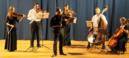 La Filarmónica de Cámara de Colonia ofreció un bello concierto en La Herradura