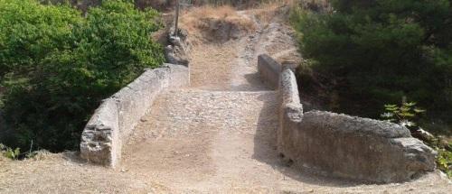 Mantenimiento del patrimonio arqueológico sexitano