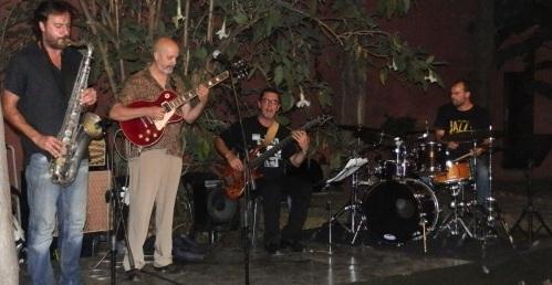 Ron Quartet hizo disfrutar nuevamente del jazz en Almuñécar