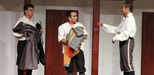 Teatro de Almagro convence en la primera noche de la Muestra de Teatro Clásico