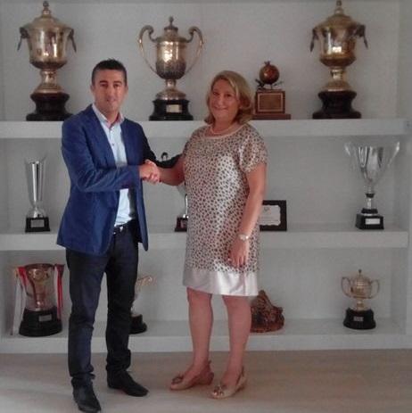 Almuñécar hará promoción turística de Primera con el con el Granada C F