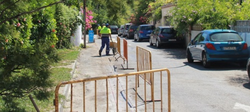 Almuñécar mejora la iluminación pública del Barrio Figares